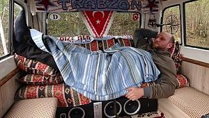 Yer: Trabzon! Coronavirüse karşı ilginç önlem! Görenleri hayrete düşürüyor...
