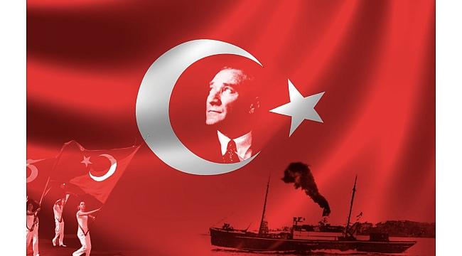Atatürk'ün 19 Mayıs konuşması: İşte en güzel Atatürk fotoğrafları…