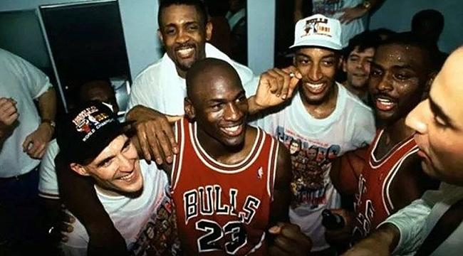 Eski takım arkadaşından Michael Jordan'a tepki