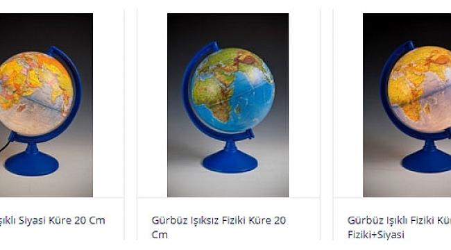 Kaliteli Dünya Küresi ve Işıklı Dünya Küresi İçin Ürünseç.com