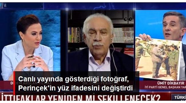 Perinçek'i canlı yayında kızartan fotoğraf