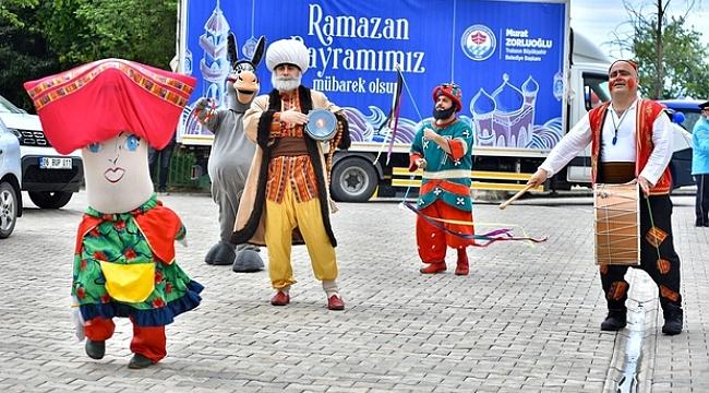 Trabzon Büyükşehir'den Bayram süprizi