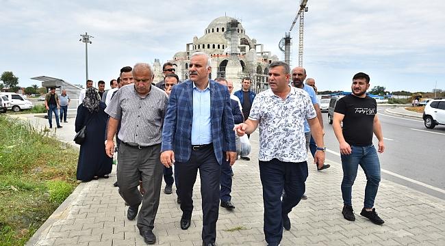 Trabzon Moloz bakın nasıl olacak...