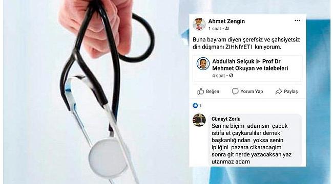 Trabzonlu doktordan skandal 19 Mayıs paylaşımı