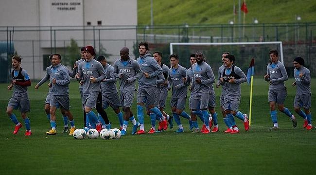 Trabzonspor'da 5 yeni transfer!