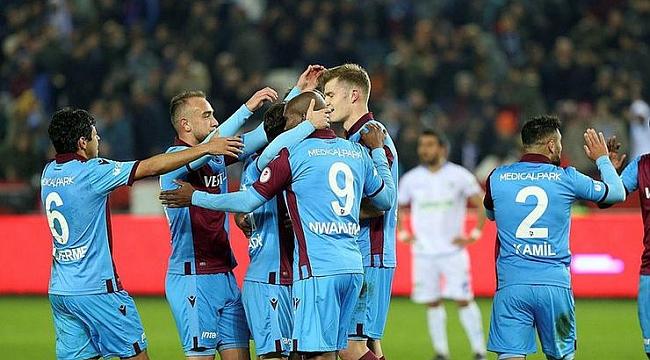 Trabzonspor'da şampiyonluk yolunda 5 kritik deplasman!