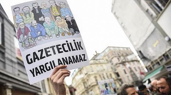 Türkiye, basın özgürlüğünde bakın kaçıncı sırada