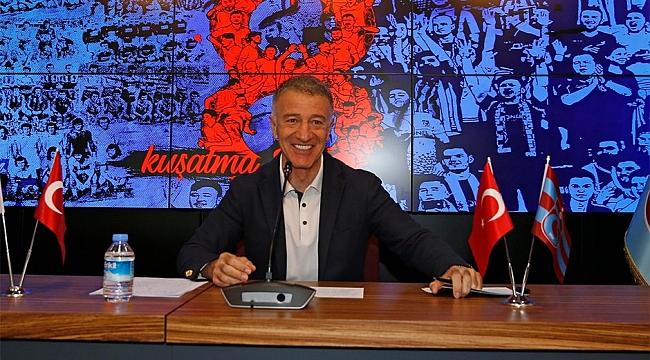 Ağaoğlu UEFA toplantısında neler söyledi
