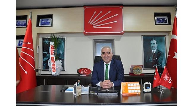 CHP Trabzon İl Başkanı Hacısalihoğlu;
