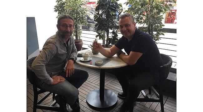 Ercüment Ovalı, aşıyı Trabzon'a getirdi