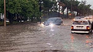 Meteoroloji 9 ilimizi sel konusunda uyardı
