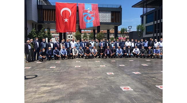 Trabzon'dan hakem hatalarına ortak bildiri!
