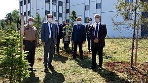 Trabzon Üniversitesi'nde güzel görüntüler
