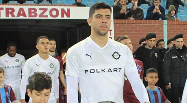 Trabzonspor'dan Galatasaray'a Cenk Özkacar çalımı!