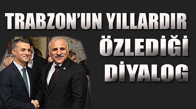 Yomra Belediye Başkanı Murat Zorluoğlu için bakın ne dedi: