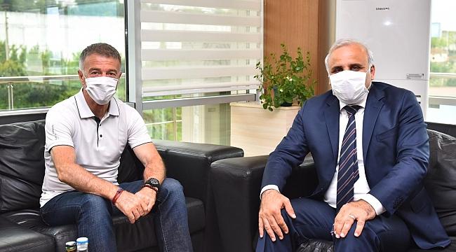 Zorluoğlu, Trabzonspor'a gitti