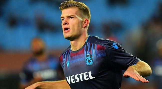 Alexander Sörloth için 24 milyon euroluk teklif!