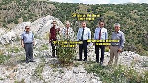 Bunu da gördün Türkiye... Bu sefer baraj kayboldu
