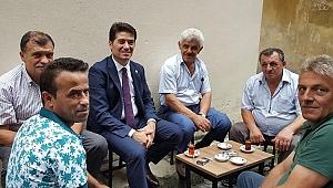 CHP Milletvekili Kaya, kahveci esnafının sesi oldu