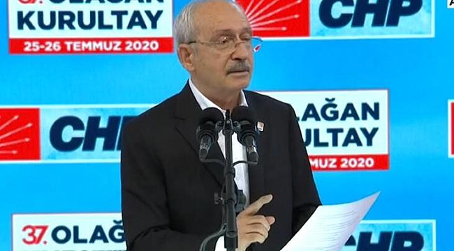 Kılıçdaroğlu, '2. Yüzyıla Çağrı Beyannamesi'ni açıkladı