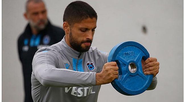 Opsiyon devrede! Da Costa 1 yıl daha Trabzonspor'da..