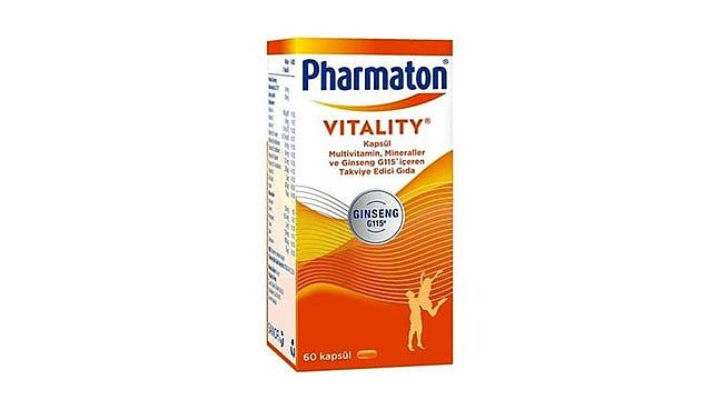 Pharmaton Ürün Çeşitleri