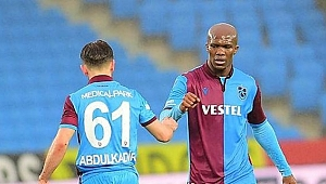 Trabzonspor'a 3 müjde birden