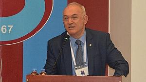 Trabzonspor'da Ali Sürmen'den sağ duyu çağrısı