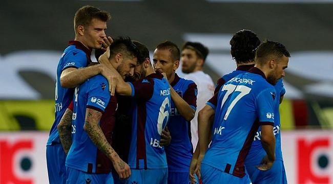 Trabzonspor'da büyük hayal kırıklığı yaşanıyor