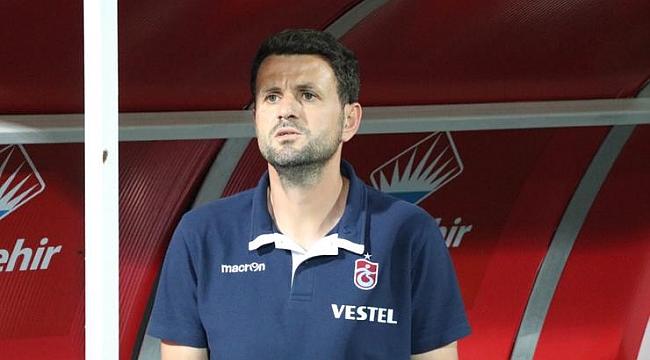 Trabzonspor'da Hüseyin Çimşir istifa etti