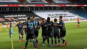 Trabzonspor maçında forma giyemeyecekler