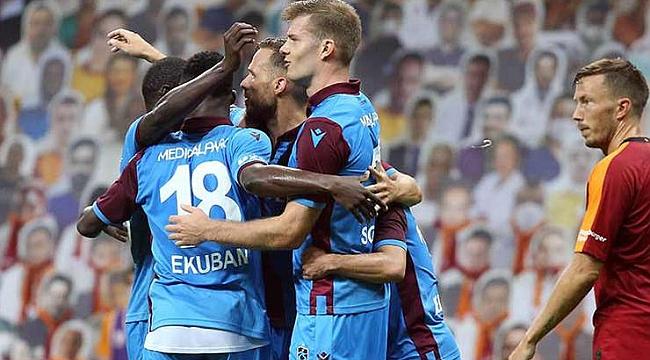 Trabzonspor şampiyonluğa koşuyor