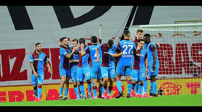 Trabzonspor şampiyonluk aşkına! İşte Antalyaspor maçı 11'i