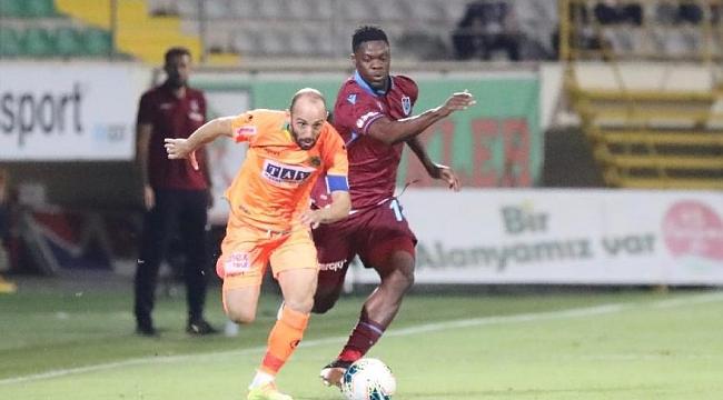 Türkiye Kupası'nda Trabzonspor Alanyaspor finali