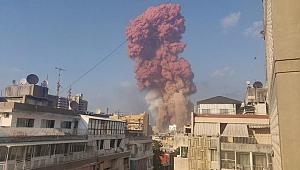 Beyrut'ta patlama. Yetkililerden endişelendiren açıklama