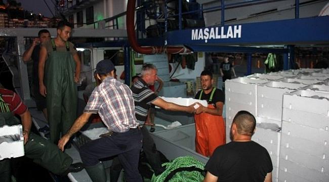Balıkçılar sezonu açtı: Bu sene balık bol