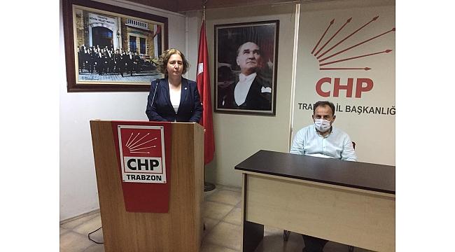CHP Trabzon İl Sekreteri'nden 14 maddelik çağrı