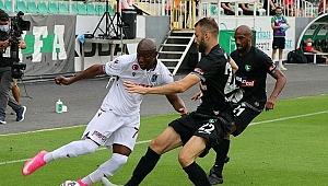 Denizli'de sessiz maç! Denizlispor 0-0 Trabzonspor