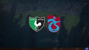 Denizlispor - Trabzonspor maçı ne zaman? Saat kaçta? Hangi kanalda canlı yayınlanacak?.