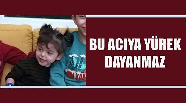 Trabzon'da 10. kattan düşen 3 yaşındaki çocuk hayatını kaybetti