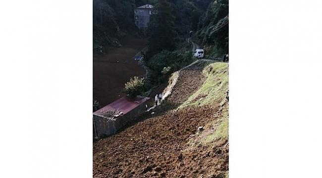Trabzon'da bir genç intihar etti