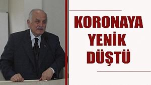 Trabzonlu yazar covit19 nedeniyle hayatını kaybetti