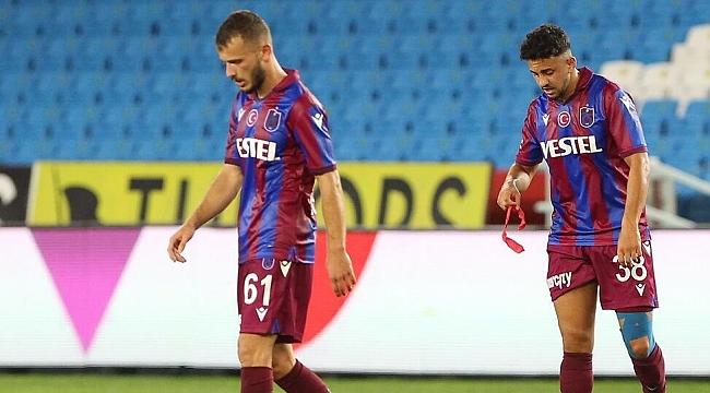 Trabzonspor'da Abdulkadir Parmak'tan penaltı ve hakem isyanı!