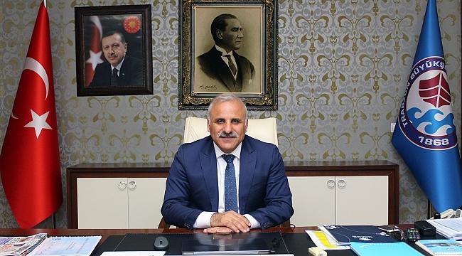 Zorluoğlu'ndan Çakıroğlu'na taziye mesajı