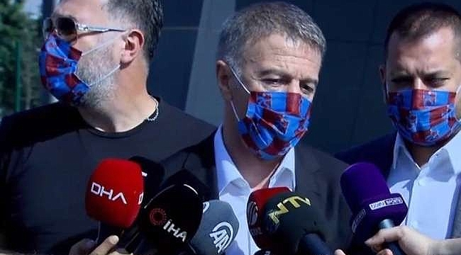Ahmet Ağaoğlu sert konuştu: 'Nokta koymaya geldik'
