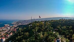 Boztepe'deki Türk Bayrağı'nın indirilmesine tepki