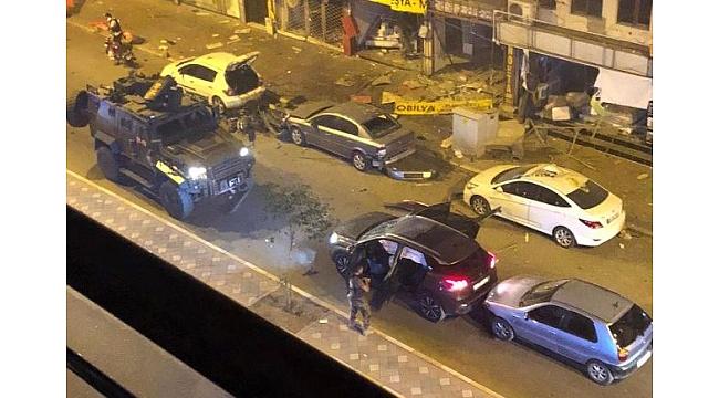 Hatay'da terör saldırısı, patlama meydana geldi