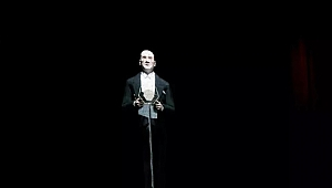 İBB'den 29 Ekim'e özel Atatürk hologramı