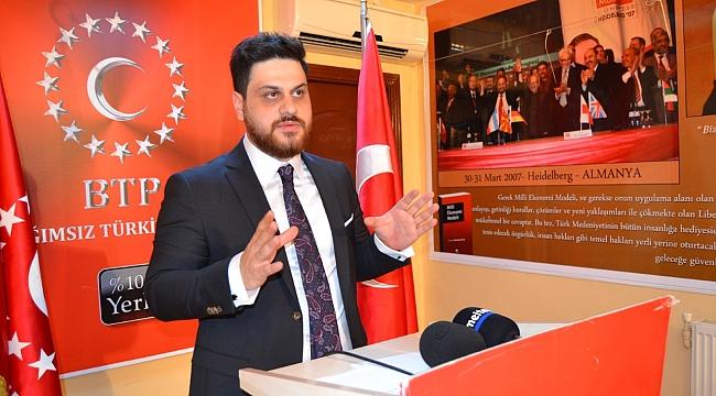 Trabzon Barosu'ndan Baş'a kutlama mesajı