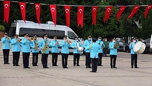 Trabzon'da Cumhuriyet Bayramı coşkusu